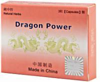 Dragon power pastile pentru potenta