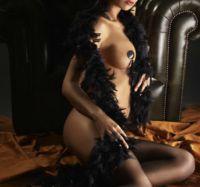 Esarfa Boa din Pene negre sexshop arad tabu love